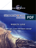 Web Tv Live Catalogo