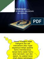 Indahnye Hidup Dgn Al-quran