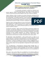 Rigoberto Juárez y Domingo Baltazar, Víctimas de La Represión y Criminalización en Guatemala