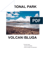National Park Volcan Isluga