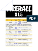 Fireball XL5 Episode List.docx