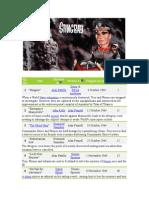 Stingray Episode List.docx