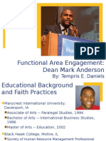 Functional Area Study Powerpoint