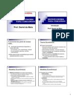 Microeconomia - Bacen Geral