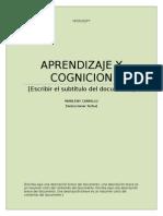 Aprendizaje y Cognicion a Partir Del Juego (2)