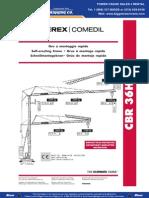 Terex Comedil CBR36