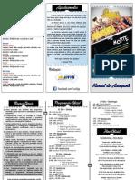 Folder Retiro