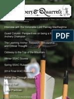 Quivers & Quarrels V1I7 Spring 2015