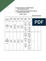 JNTUK MTECH R13 APRIL2015 SUPPLY AND REGULAR EXAMS TIMETABLE