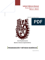 Métodos Numéricos y su programación en C++