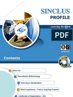 Sinclus Company Profile