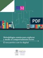 Metodologia Comportamiento Lector RECOMENDADO
