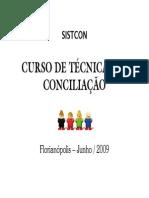 Tecnicas de Conciliação