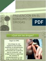 Como evitar el consumo de las drogas