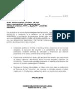 6.- Donativos Carta Seguimiento y Verificación
