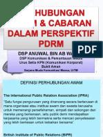 PR DAN PDRM