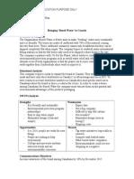 program planning imc plan copy