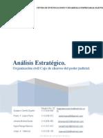 Análisis Estratégico Financiero de la Caja de ahorros del poder judicial - Venezuela