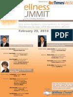 Wellness Summit-Event Promo