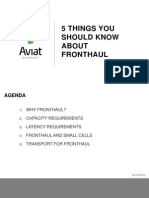5thingsyoushouldknowaboutfronthaul-130822202925-phpapp01