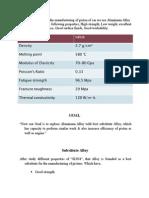 Assingment Mechnine design