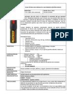 Ficha Técnica-gas Pimienta