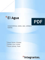 fuentes de agua en tacna