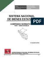Compendio Normativo Inmuebles15!04!2014