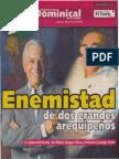 La enemistad de dos grandes arequipeños, Mario Vargas Llosa y Antonio Cornejo Polar