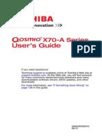 GMAD00360010 Qosmio X70 a-Series 13Jun07