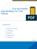 Driving a Successful App Strategy