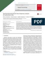 AA DL LS DPM Multivariate Synchrosqueezing SP 2015