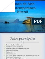 Museo de Arte Contemporáneo Niterói