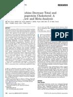 Journal of the American Dietetic Association Volume 111 Issue 11 2011 [Doi 10.1016%2Fj.jada.2011.08.009] Amie Kim; Andrew Chiu; Meredith K. Barone; Diane Avino; Fei Wang -- Green Tea Catechins Decreas