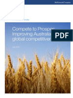 McKinsey Compete to Prosper Improving Australias Global Competitiveness FINAL 28.7.2014
