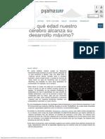 ¿A qué edad nuestro cerebro alcanza su desarrollo máximo_ « Pijamasurf - Notici.pdf
