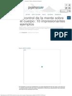 El Control de La Mente Sobre El Cuerpo_ 10 Impresionantes Ejemplos « Pijamasurf