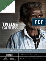 twelve canoes study guide