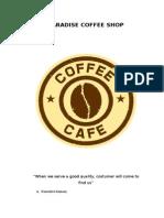Paradise Coffee Shop.docx