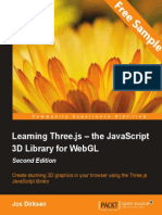 Learning Three.js – the JavaScript 3D Library for WebGL - Second Edition - Sample Chapter