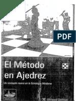 El ajedrez y su método moderno