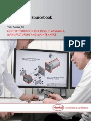 Loctite Adhesive Sourcebook | Adhesive | Epoxy