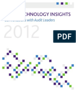 Audit Technology Insights 2012