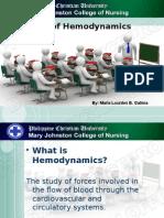 Review of Hemodynamics