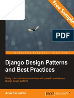 Django Design Patterns and Best Practices - Sample Chapter
