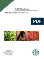 Food Density