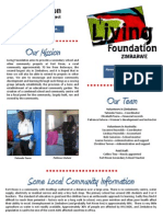 A Living Foundation Zimbabwe Newsletter January 2013 (1)