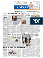 Epaper Lucknow English Edition 13-03-2015