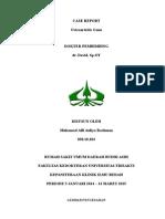 Case Report - OA Genu