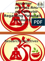 Study on Patanjali Yogpeeth With Other Pharmaceutical Companies